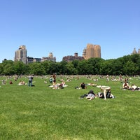 Photo prise au Sheep Meadow par Ingrid C. le5/27/2013
