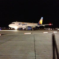 Photo taken at Phoenix-Mesa Gateway Airport (AZA) by Brandon F. on 4/18/2013
