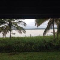 Photo taken at The Serai - Kabini by Gautam C. on 7/21/2014