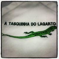 Photo taken at Tasquinha do Lagarto by Bruno P. on 12/7/2012