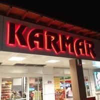 Photo taken at Karmar Market by Adem K. on 10/13/2013