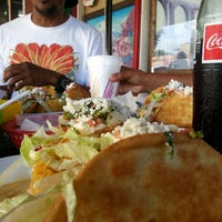 Photo taken at Carniceria Latinoamericana / Don Carlos Restaurant by Wayne M. on 7/6/2013