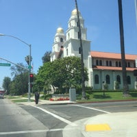 Photo taken at Church of the Good Shepherd by Christopher V. on 7/9/2013