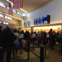 Photo taken at TSA Security Check Point by Christopher V. on 12/8/2013