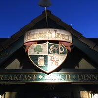 Photo taken at Hennessey's Pub by Christopher V. on 3/2/2017
