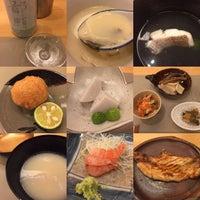 Photo taken at 日本料理 蘭(あららぎ) by oyabibin on 9/5/2016