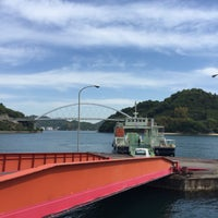 Photo taken at 小長港 by oyabibin on 5/2/2017