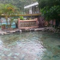 Photo taken at 安通溫泉飯店 An-Tong Hot Springs Resort by oyabibin on 3/17/2013