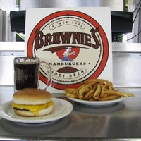 Photo taken at Brownie's Hamburger Stand by Brownie's Hamburger Stand on 9/24/2013