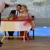 Photo taken at Narcis Otel by Büşra 1. on 5/15/2015