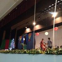 Photo taken at Teatro Municipal by JRviajando (. on 12/15/2013