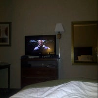 Photo taken at Holiday Inn Express Tiffin by Tom C. on 10/2/2012