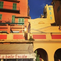 Photo taken at La Belle Escale by Fabio C. on 5/13/2014