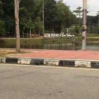 Photo taken at Universiti Teknologi MARA (UiTM) by Irfan S. on 8/4/2017