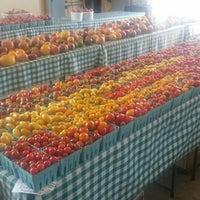 Photo taken at Charlotte Regional Farmer's Market by Alicia J. on 7/10/2016