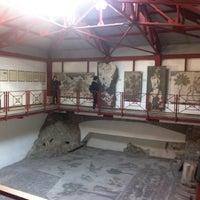 Photo taken at Mosaic Museum by Yağmur D. on 12/7/2015