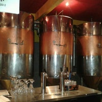 Photo taken at Istmo Brew Pub by Fernando C. on 10/10/2012