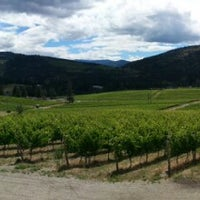 Photo taken at Blue Mountain Winery by Henry A. on 6/29/2014