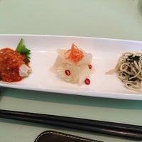Photo taken at 赤坂 四川飯店 陳 CHEN'S DINING 北千住マルイ店 by Makoto E. on 1/20/2013
