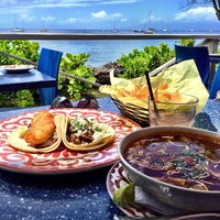 Photo taken at Frida's Mexican Beach House by 808Plate on 4/21/2015