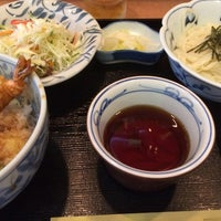 Photo taken at 旬菜BUNKO 柚子庵 by iRi ε. on 7/8/2014