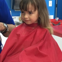 Photo taken at Kids' Hair by Joan F. on 8/9/2016