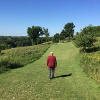 Photo taken at Bryant Lake Disc Golf Course by Joan F. on 8/11/2017