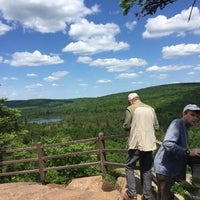 Photo taken at Oberg Mountain by Joan F. on 6/27/2017