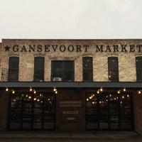 Photo taken at Gansevoort Market by Richard on 2/24/2016