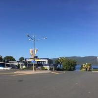 Photo taken at Real Journeys Lake Te Anau by Peter Y. on 12/10/2015