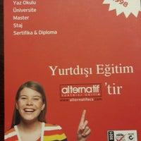 Foto diambil di Alternatif Yurtdışı Eğitim oleh Izzet A. pada 10/25/2013