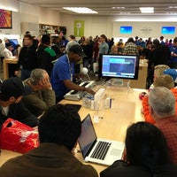 Photo taken at Apple Mall of America by Lincoln P. on 3/30/2013