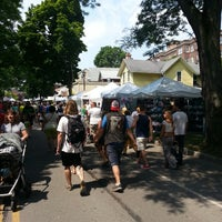 Photo taken at Park Ave Festival by Kathie C. on 8/2/2014