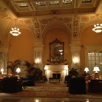 Photo taken at Hermitage Hotel by Stephanie T. on 5/16/2013