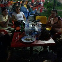 Photo taken at Cumhuriyet Parkı by T.c. A. on 7/30/2014