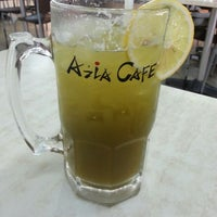 Photo taken at Asia Cafe by Harryz S. on 3/13/2013