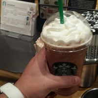 Photo taken at Starbucks by A on 5/22/2014