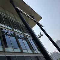 Photo taken at 戴姆勒大厦 Daimler Tower by Alex T. on 5/20/2016