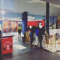 Photo taken at Ozone Cinemas by Ukemeabasi E. on 10/21/2015