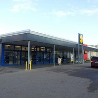 Photo taken at Lidl by Martin S. on 10/12/2013