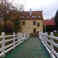 รูปภาพถ่ายที่ Hotel Zamek Krokowa โดย czeslaw s. เมื่อ 11/11/2013