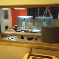 "Photo taken at no named ""Panda""  Audio Studio by Sergii T. on 4/26/2014"