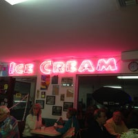 Photo taken at Royal Scoop Homemade Ice Cream by Clyde P. on 2/1/2013