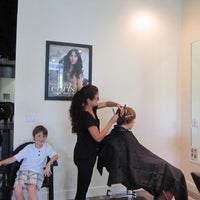 Photo taken at Tigers Den Aveda Salon by Tigers Den Aveda Salon on 9/25/2013