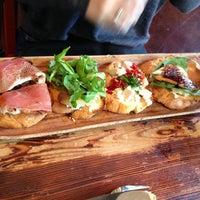 Photo taken at La Bocca Pizzeria & Wine Bar by Beth C. on 4/15/2013