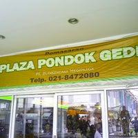 Photo taken at Plaza Pondok Gede by Octo L. on 10/2/2013