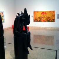 Photo taken at Art Museum of South Texas by Candy W. on 10/6/2012