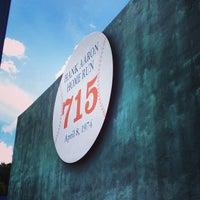 Photo taken at Hank Aaron 715 Home Run Marker by Matt M. on 8/10/2013