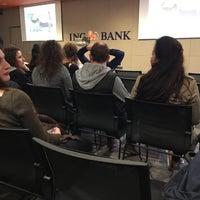Photo taken at ING Bank Genel Müdürlük by .Ela @. on 2/18/2017