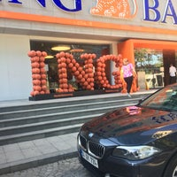 Photo taken at ING Bank Genel Müdürlük by .Ela @. on 7/20/2017